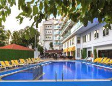 Pool in Sunbay Park Hotel 4* (Marmaris, Turkey)