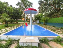Kid's pool in Sunbay Park Hotel 4* (Marmaris, Turkey)