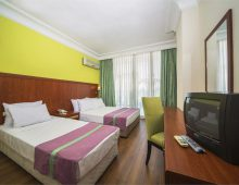 Standard Room in Sunbay Park Hotel 4* (Marmaris, Turkey)