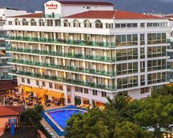 Sunbay Park Hotel 4* (Marmaris, Turkey)