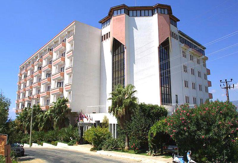 Akropol Hotel 4 Alanya Turkey