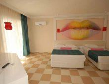 Infinity Beach Hotel 4* (Konakli, Alanya, Turkey)