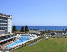 Kahya Resort Aqua Spa 5* (Alanya, Turkey)