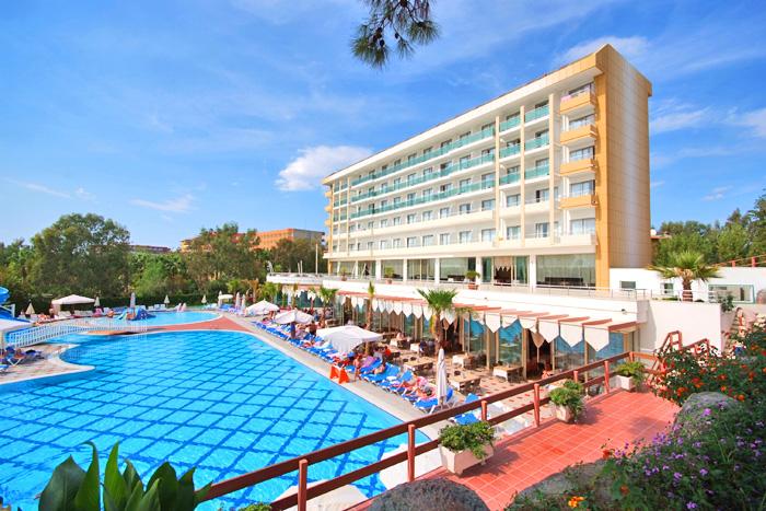 Lycus Beach Hotel Internet