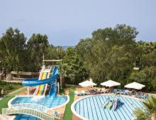Lycus Beach Hotel 5* (Okurcalar, Alanya, Turkey)