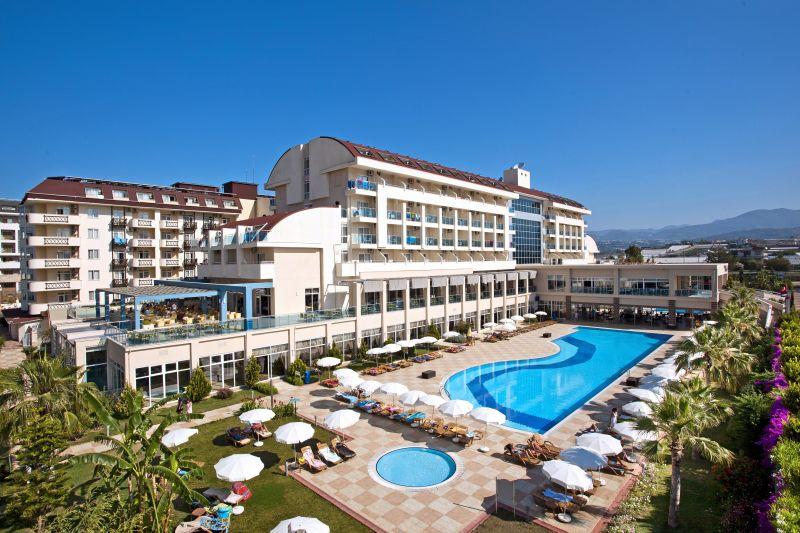 Titan Select Hotel 5 Konakli Alanya Turkey