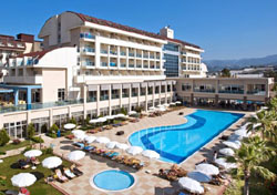 Titan Select Hotel 5* (Konakli, Alanya, Turkey)