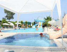 Armas Beach Hotel 4* (Kemer, Turkey)