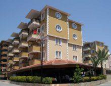 Kleopatra Ada Hotel 4* (Kleopatra Beach, Alanya, Turkey)