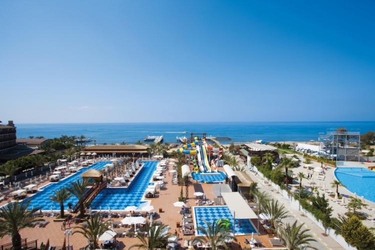 Quattro Beach Spa Resort Antalya