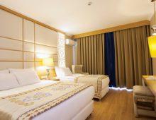 Quattro Beach Spa & Resort 5* (Alanya, Turkey)