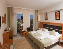 Crystal Flora Beach Resort 5* HV1 (Beldibi, Kemer, Turkey)