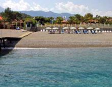 Club Akman Beach 4* (Kemer, Turkey)