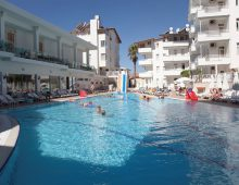 Merve Sun Hotel & Spa 4* (Kumkoy, Side, Turkey)