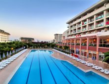 Telatiye Resort 5* (Alanya, Turkey)