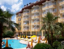 Artemis Princess Hotel 4* (Alanya, Turkey)