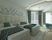 Azura Deluxe Resort Spa 5* (Avsallar, Alanya, Turkey)