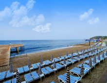 Beach Club Doganay 5* (Alanya, Turkey)