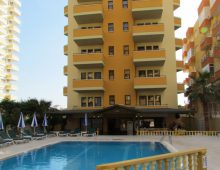 Gold Twins Suit Hotel 3* (Mahmutlar, Alanya, Turkey)