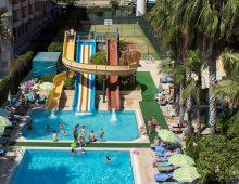 Meryan Hotel 5* (Alanya, Turkey)
