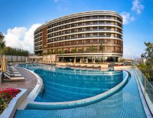 Michell Hotel & Spa 5* (Kestel, Alanya, Turkey)