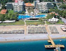 Queen's Park Tekirova 5* (Kemer, Turkey)