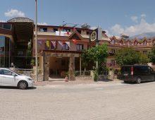 Himeros Beach Hotel 4* (Kemer, Turkey)