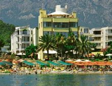 Olimpos Beach Hotel by RRH&R 3* (Kemer, Turkey)
