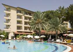 Palm D'or Hotel 4* (Side, Turkey)