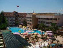 Panorama of Side Yesiloz Hotel 4* (Side, Turkey)