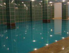 Indoor pool in Side Yesiloz Hotel 4* (Side, Turkey)