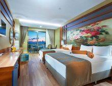 Standard Room in hotel Alan Xafira Deluxe Resort Spa 5* (Alanya, Turkey)
