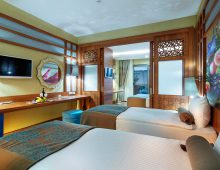 Superior Family Room in hotel Alan Xafira Deluxe Resort Spa 5* (Alanya, Turkey)