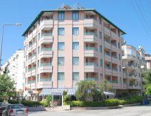 Building of hotel Blue Dream 3* (Alanya, Turkey)