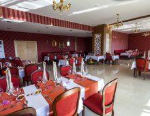 Restaurant in hotel Eftalia Splash Resort 5* (Alanya, Turkey)