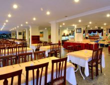 Restaurant in Hedef Kleopatra Golden Sun 3* (Alanya, Turkey)