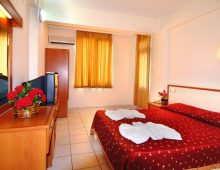 Room in Hedef Kleopatra Golden Sun 3* (Alanya, Turkey)