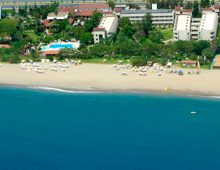 Panorama of hotel Labranda Alantur 5* (Alanya, Turkey)