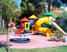 Playground in hotel Labranda Alantur 5* (Alanya, Turkey)