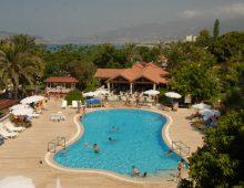 Pool in hotel Labranda Alantur 5* (Alanya, Turkey)