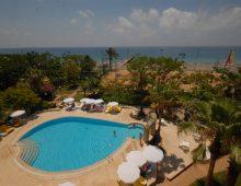 Pool in hotel Labranda Alantur 5* (Alanya, Turkey)