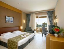Comfrt Room in hotel Labranda Alantur 5* (Alanya, Turkey)