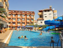 Pool of Palmiye Garden Hotel 3* (Side, Turkey)