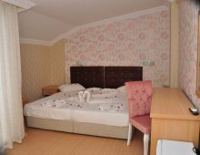 Room of Palmiye Garden Hotel 3* (Side, Turkey)