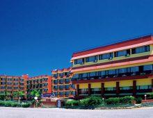 Building of Mysea Hotels Alara 4* (Alanya, Turkey)