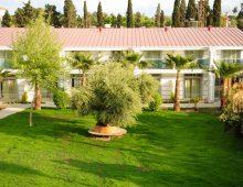Building of Sun Club Hotel 4* - Side, Turkey