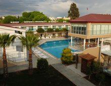 Pool in Sun Club Hotel 4* - Side, Turkey