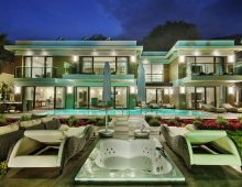 Villa in hotel Nirvana Lagoon Villas Suites & Spa 5* (Kemer, Turkey)