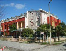 Building of Kemer Paradise Hotel 3* (Kemer, Turkey)