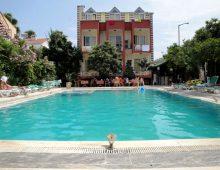Pool in Kemer Paradise Hotel 3* (Kemer, Turkey)